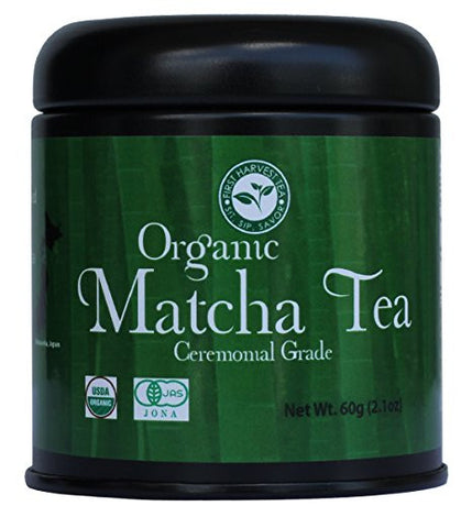 First Harvest Ceremonial Matcha Tea - 2oz Tin