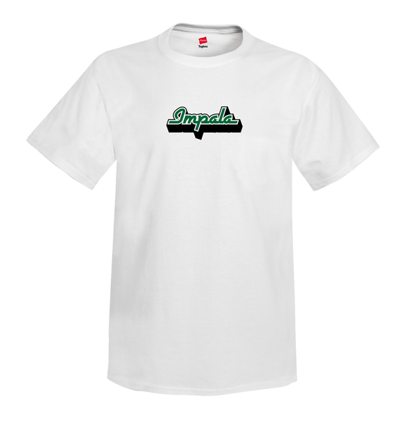 INVENTORY SALE! IMPALA Shadow T-Shirt - Green
