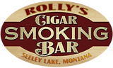 Personalized Cigar SMOKING Parlor Oval Signs