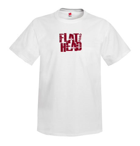 Inventory Sale! FLAT HEAD Ford - Maroon
