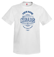Personalized Fine Hand Rolled CIGARS T-Shirt