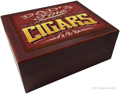 Personalized HUMIDORS