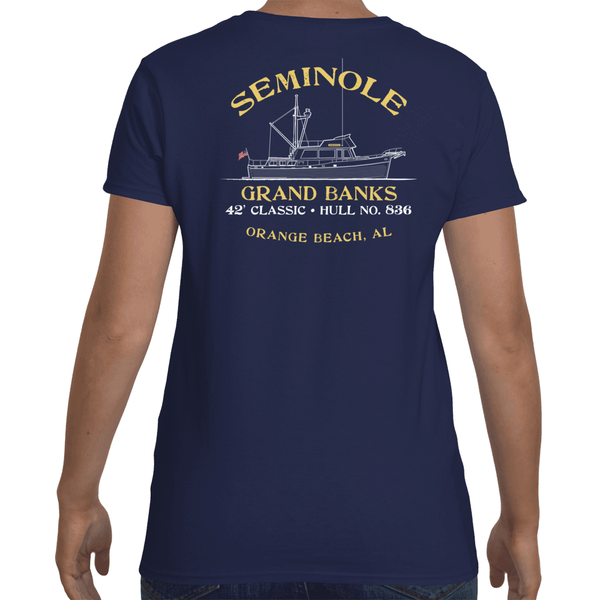 SEMINOLE Grand Banks 42 - Ladies Shirt