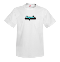 INVENTORY SALE! IMPALA Shadow T-Shirt - Turquoise