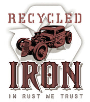 Recycled Iron - Design