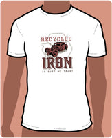 Recycled Iron Shirt