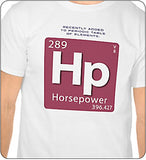 Horsepower Element Shirts