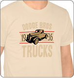 Dodge Bros Truck Shirt - Design