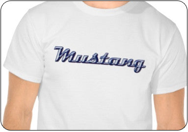 Mustang Chrome Shirt