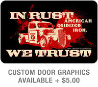 In Rust We Trust - Truckster - Design
