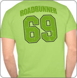 Personalized Football Block Shirt