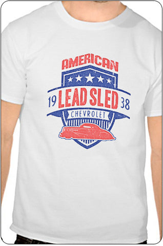 American Lead Sled Shirt