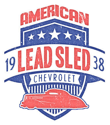 American Lead Sled T-Shirt