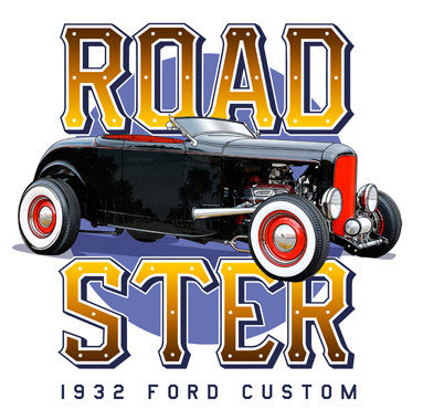 1932 Ford Roadster T-Shirt