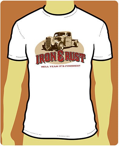 Iron & Rust T-Shirt