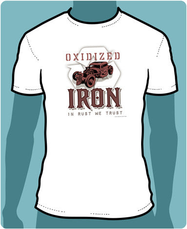 Oxidized Iron T-Shirt