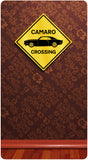 Camaro Crossing Sign