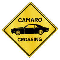 Camaro Crossing - Design