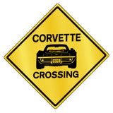 Corvette Crossing - Design