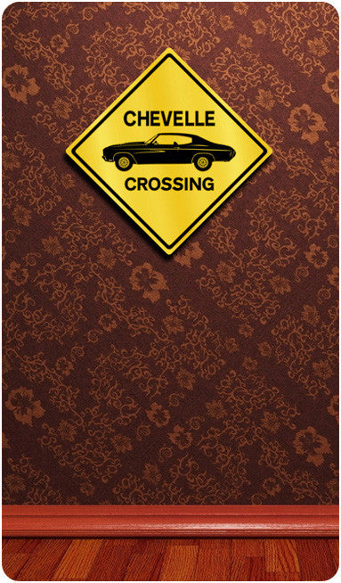 Chevelle Crossing Sign