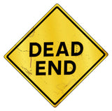 Dead End Caution - Design