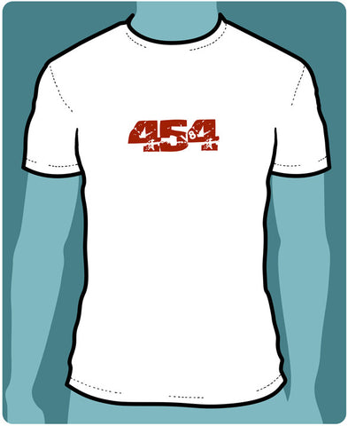 BOLD GRAPHIC Tees - 454 V8