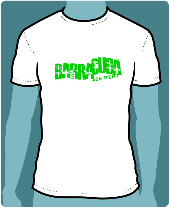 BOLD GRAPHIC - Barracuda