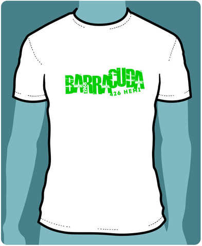 BOLD GRAPHIC Tees - Barracuda