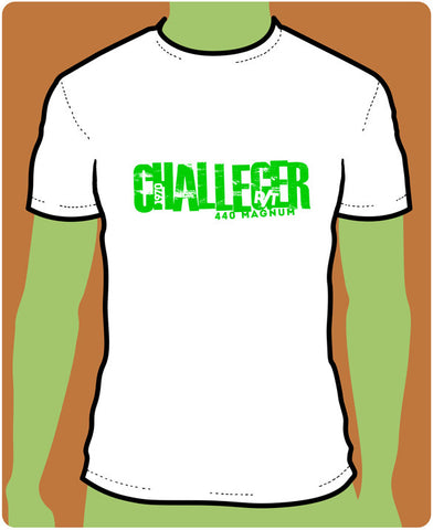 BOLD GRAPHIC Tees - Challenger