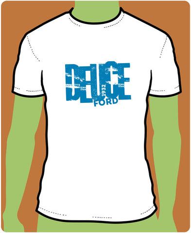 BOLD GRAPHIC Tees - Deuce
