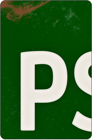 Psychoville Road Sign - Detail