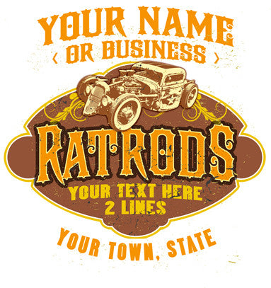 RAT RODS Design