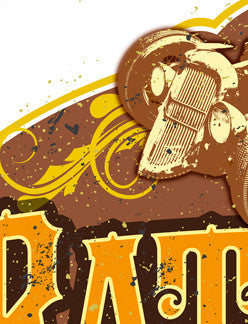 RAT RODS Design detail