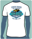 Personalized HOT ROD SHOP T-Shirt
