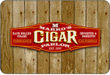Personalized Cigar Band #1 Sign