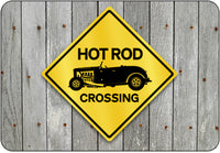 Hot Rod Crossing Sign INVENTORY SALE!