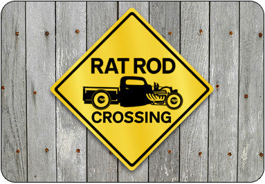 Personalized Crossing Sign