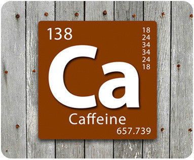 Caffeine Element Sign
