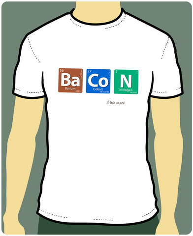 INVENTORY SALE! BaCoN Compound T-Shirt
