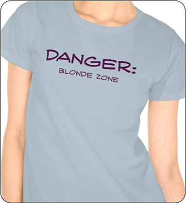 Blonde Zone Shirt