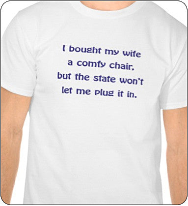 Comfy Chair - Wife Shirt
