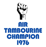 Air Tambourine Champion - Blue