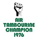 Air Tambourine Champion - Green