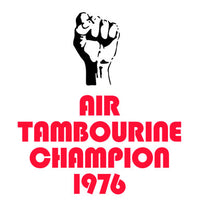 Air Tambourine Champion - Red