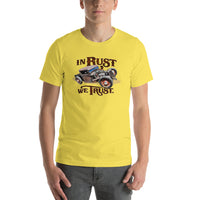 In Rust We Trust Short-Sleeve Unisex T-Shirt
