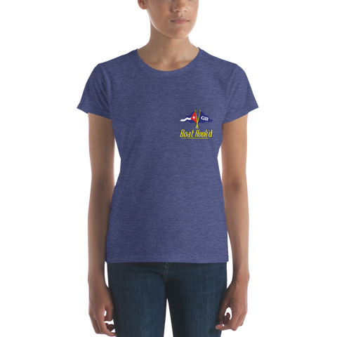 BOAT HOOK'D Grand Banks Women's short sleeve t-shirt