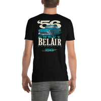 '56 Chevy BelAir - Short-Sleeve Unisex T-Shirt