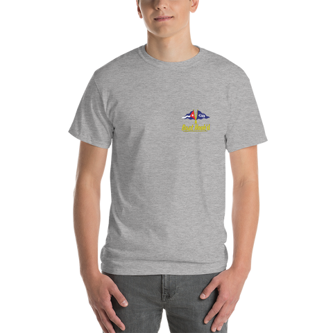 BOAT HOOK'D Grand Banks Short-Sleeve T-Shirt