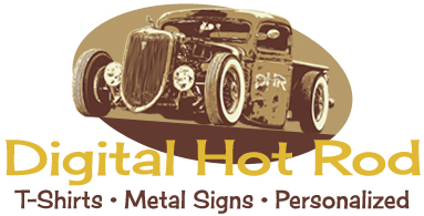 Digital Hot Rod Shop
