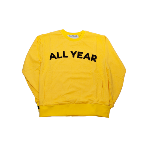 COOPER CREWNECK - YELLOW